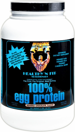 Healthy 'N Fit 100% Egg Protein